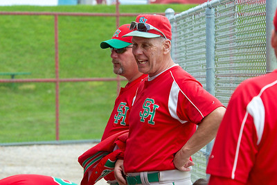 Skip Traynor - Special to the Sun Sacred Heart Academy baseball coach Earl Hartman will coach his 1,000th career varsity game Tuesday.