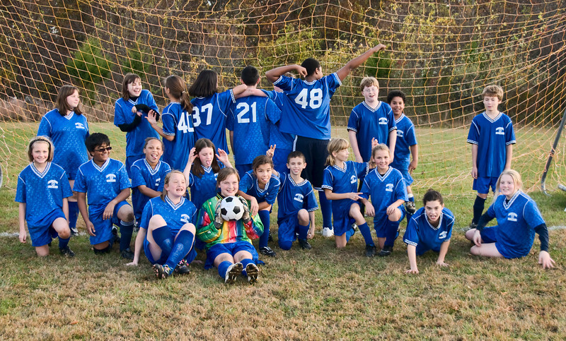 SHS Soccer Fun