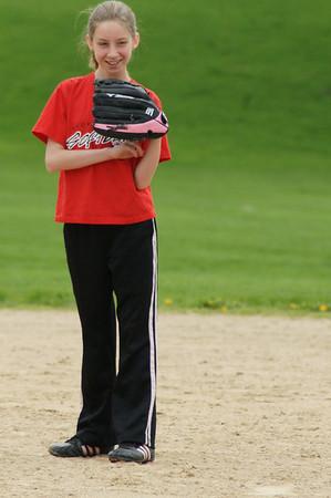 Sacred Hearts Softball (May 2008)