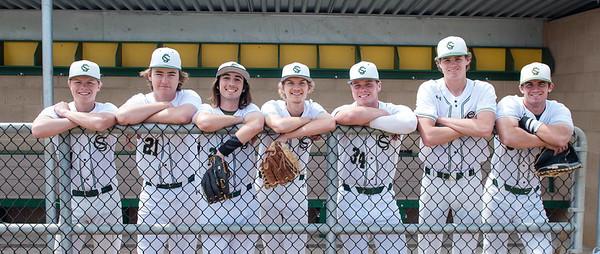 Sage Creek Baseball Seniors