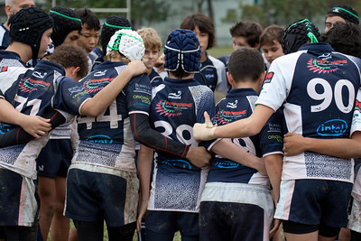 Stingrays vs Dea - U14 - December 2012