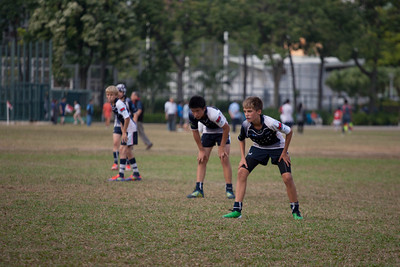 Stingrays vs Valley Fort - U14 - Oct 2012