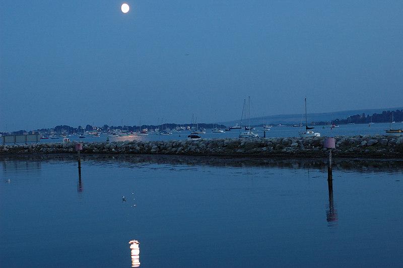 Poole Harbour Aug 05