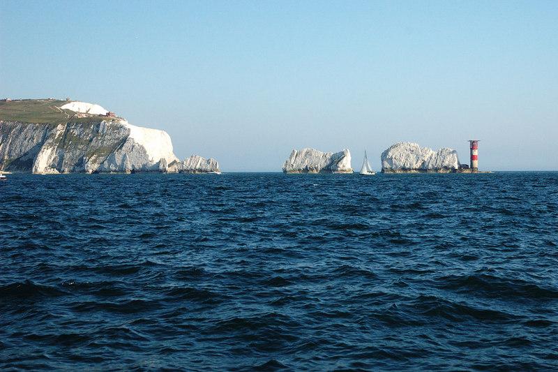 Isle of Wight The Needles  Aug 05 02