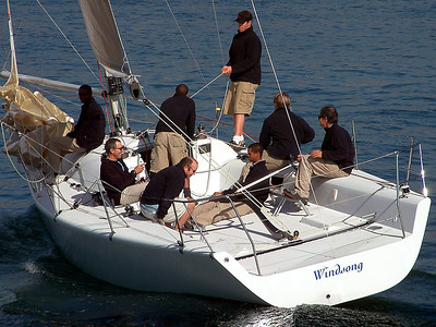 Sailing Windsong RP37