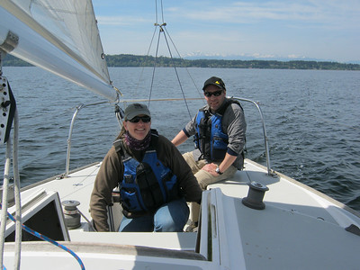 Sailing in Seattle (2012)