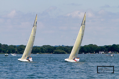 A-Scow Sailing on Lake Mendota © Copyright m2 Photography - Michael J. Mikkelson 2009. All Rights Reserved. Images can not be used without permission.