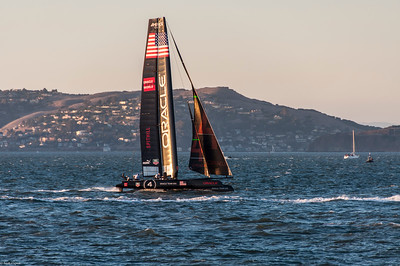Oracle Team Spithill