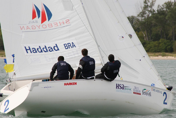 ISAF Nations Cup 2012 - Sheboygan - Tuesday