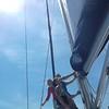 Main Sail Pull 2