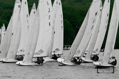 The Lake Geneva Yacht Club hosted the spring E Class Regatta on May 15th and 16th, 2010.  For more information on the E Scow, visit e-scow.org.    © Copyright m2 Photography - Michael J. Mikkelson 2009. All Rights Reserved. Images can not be used without permission.