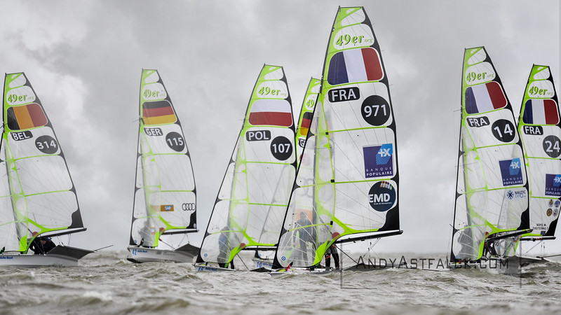 at the Delta Lloyd Regatta held in Medemblik, Netherlands on Monday 24th May 2016