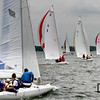 "Mendota Yacht Club Racing e Scows  <I><font size=1 color=""#2180de"">© Copyright m2 Photography - Michael J. Mikkelson 2012. All Rights Reserved. Images can not be used without permission.</font></I>"