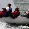 "Mendota Yacht Club Racing e Scows  <I><font size=1 color=""#2180de"">© Copyright m2 Photography - Michael J. Mikkelson 2009. All Rights Reserved. Images can not be used without permission.</font></I>"