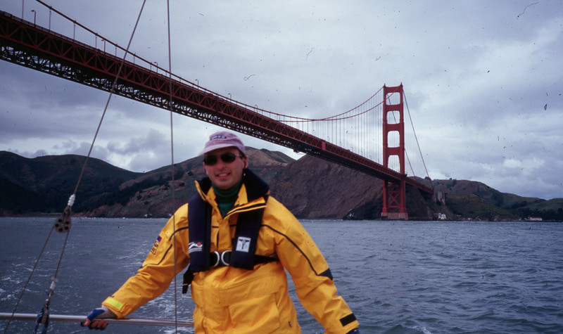 Sailing J-24 2000