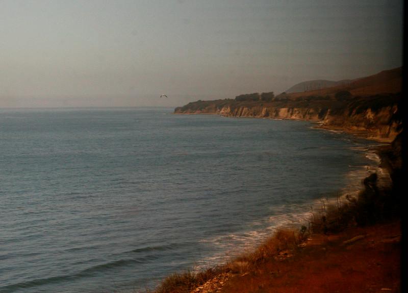 Hollister Ranch coast