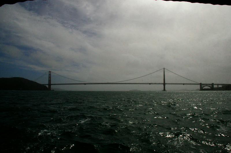 Golden Gate going away