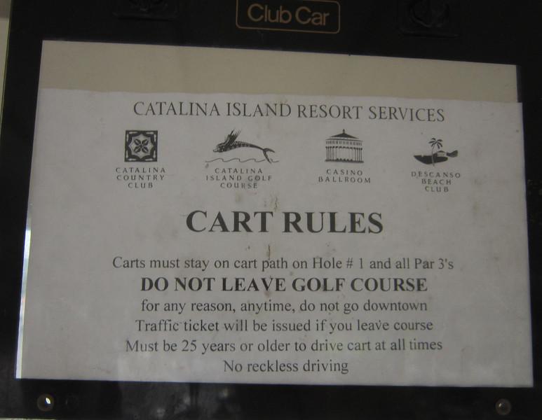 Cart Rules