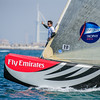 Sailing.  Louis Vuitton Trophy - Dubai, UAE, Round Robin 1, day 2, Dubai UAE. 15 Nov 2010