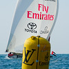 Sailing.  Louis Vuitton Trophy - Dubai, UAE, Final Match, Dubai, UAE. 27 Nov 2010