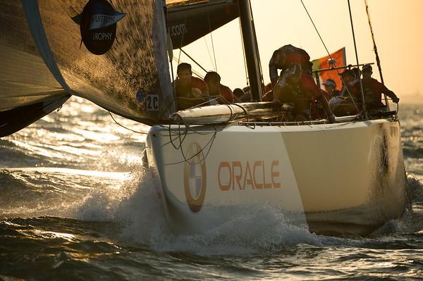 Sailing.  Louis Vuitton Trophy - Dubai, UAE, Round Robin 1, day 3, Dubai UAE. 16 Nov 2010