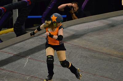 Roller Derby - Tilted Thunder Rail Girls (www.tiltedthunder.com)