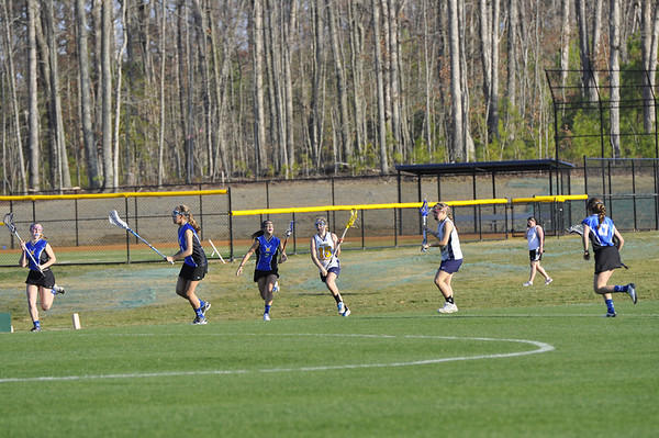 Saints JV Lax 2012