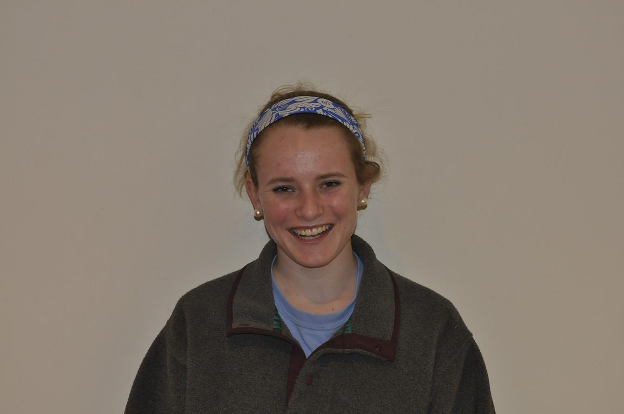 Grace Jennings #21