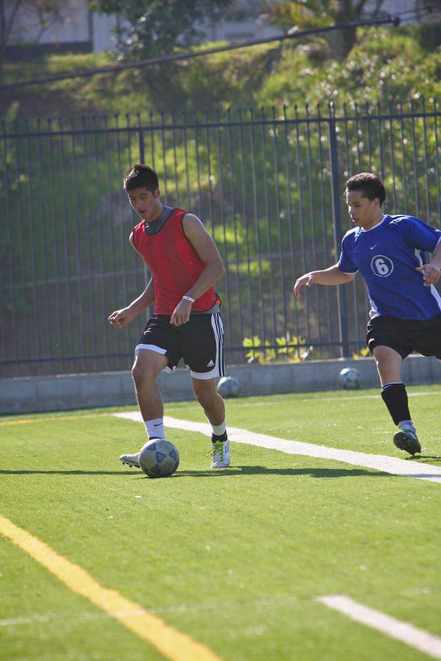Alumni Soccer Game Salesian Alumni Soccer Game