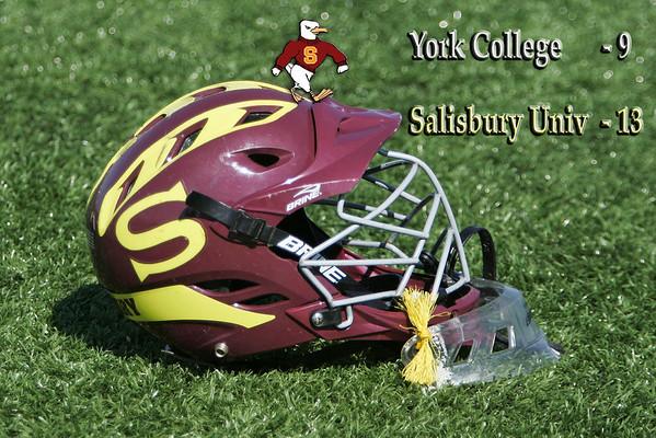 SU Lax 2009 - York College