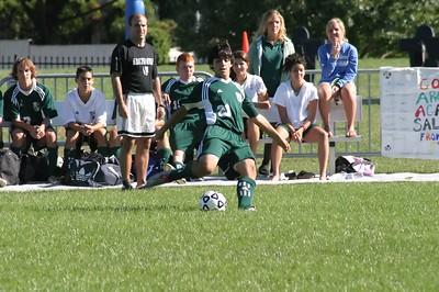 Sallies soccer