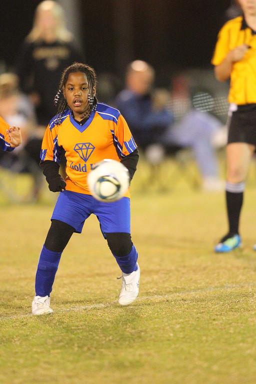 Saltillo Gold USA Soccer