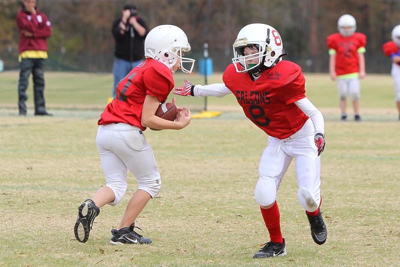 Saltillo Park and Rec Football 11-22-2014