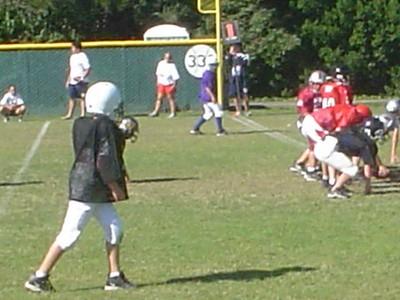 Sam Football Camp 2004