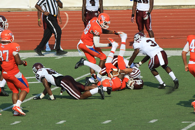 Sam Houston Football 2013