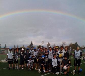 Sam Lacrosse 2009