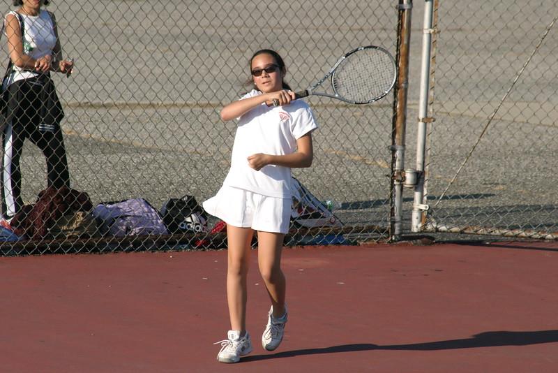 20061010 Samantha's Tennis 059