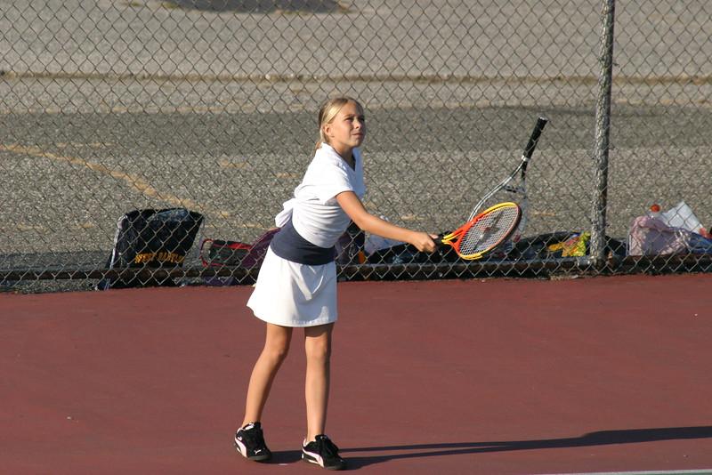 20061010 Samantha's Tennis 080