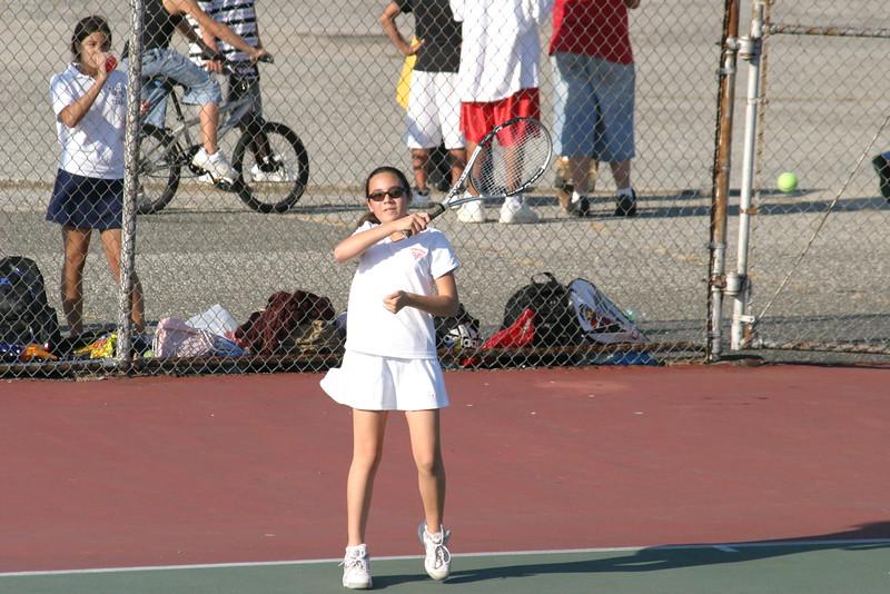 20061010 Samantha's Tennis 047