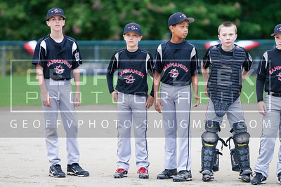 6/28/14- 10/11 LL playoffs- Eastlake vs Sammamish