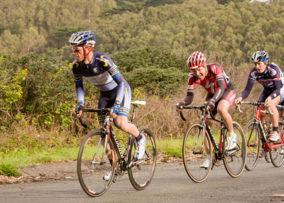 San Bruno Hill Climb 2010 - Radio Road
