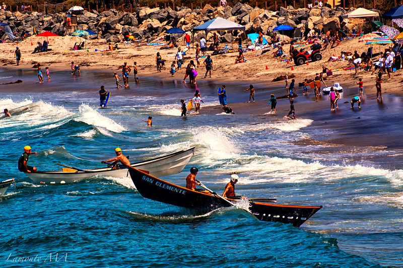 Dory Boat Race4