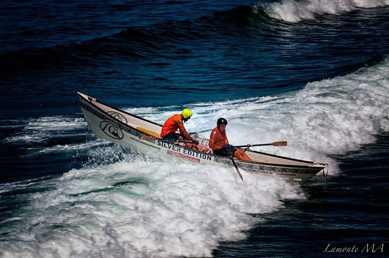 Dory Boat Race2