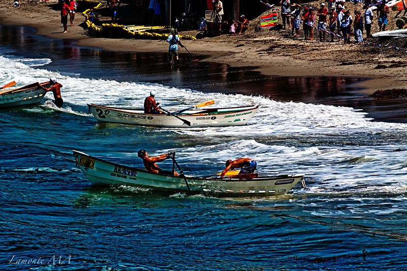 Dory Boat Race3