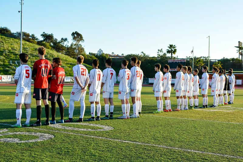 2016 SC Triton Boys Soccer
