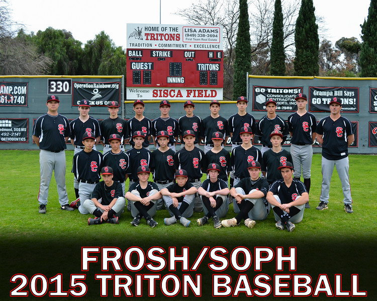 Frosh/Soph Team & Individual Photos