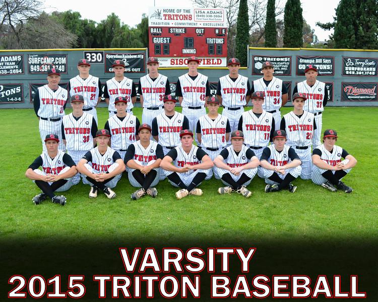 Varsity Team & Individual Photos