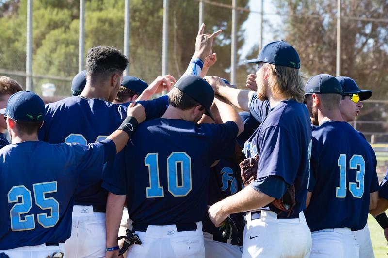2017 San Diego Force Baseball