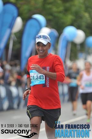 San Francisco Marathon - July 31 2016