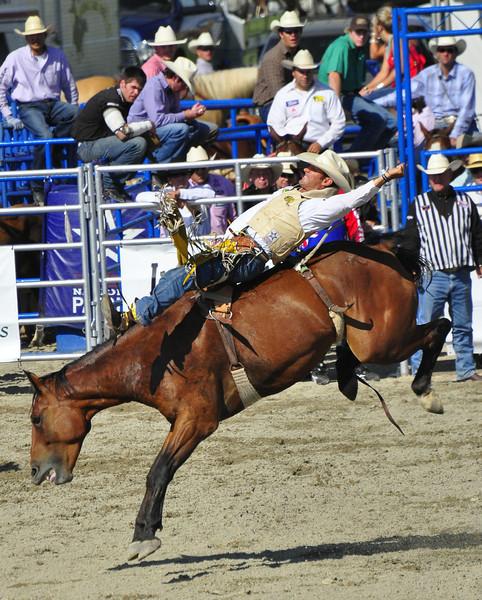 The Cowboy stretch